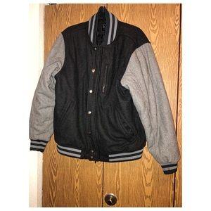 Champs warm varsity jacket